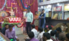 Celebration of Ganesh Chaturthi with Visually Challenged Students